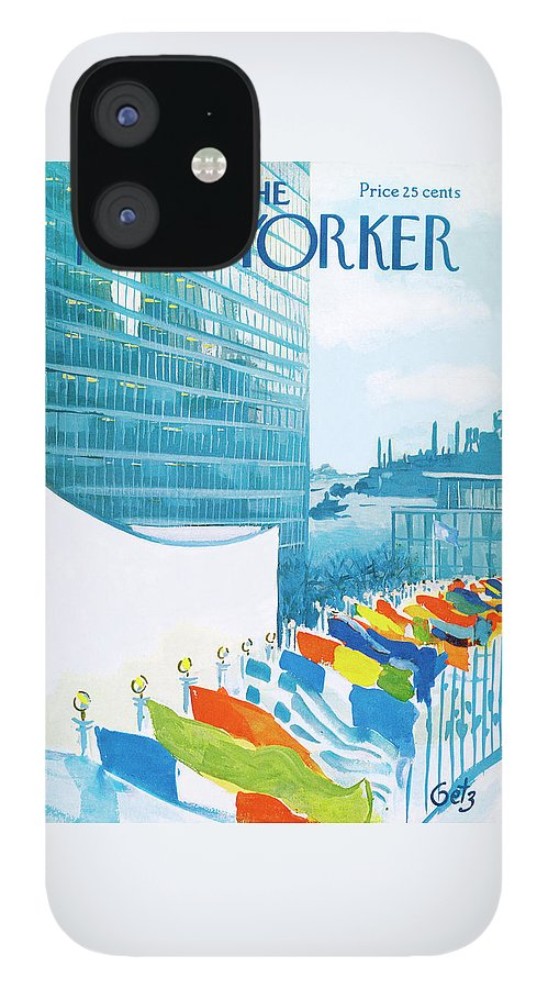 New Yorker November 14th, 1964 IPhone 12 Case