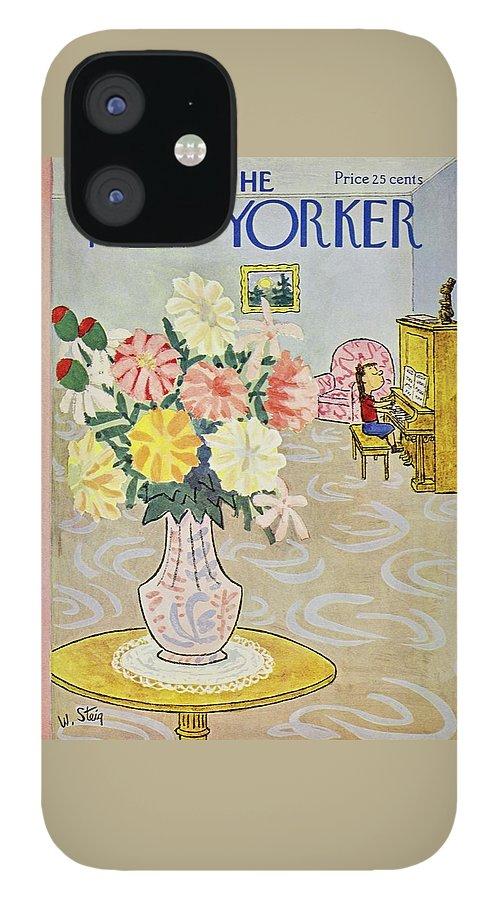 New Yorker September 13 1958 IPhone 12 Case