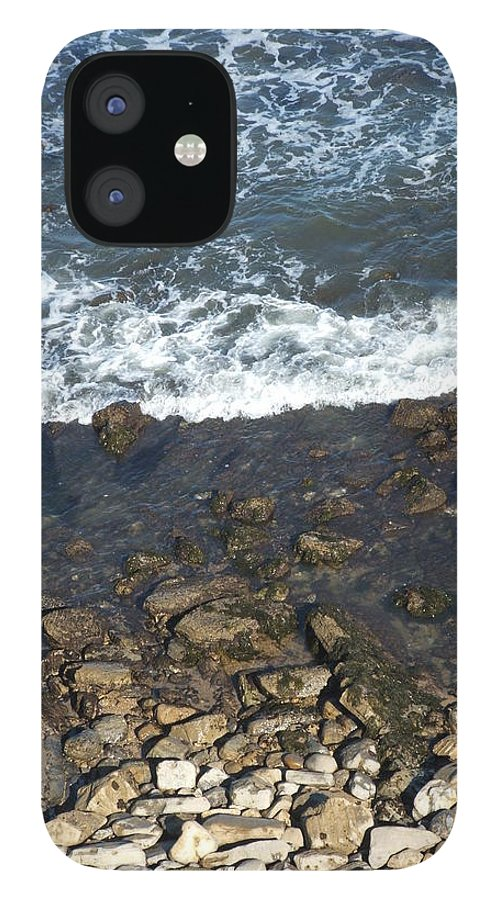 Ocean IPhone 12 Case featuring the photograph Opponents by Shari Chavira