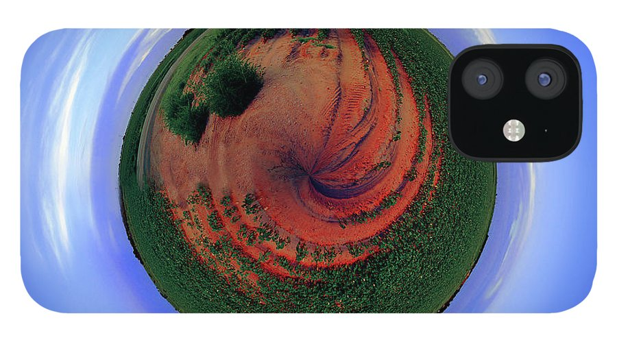 West Texas IPhone 12 Case featuring the photograph Planet West Texas by Robert Hudnall
