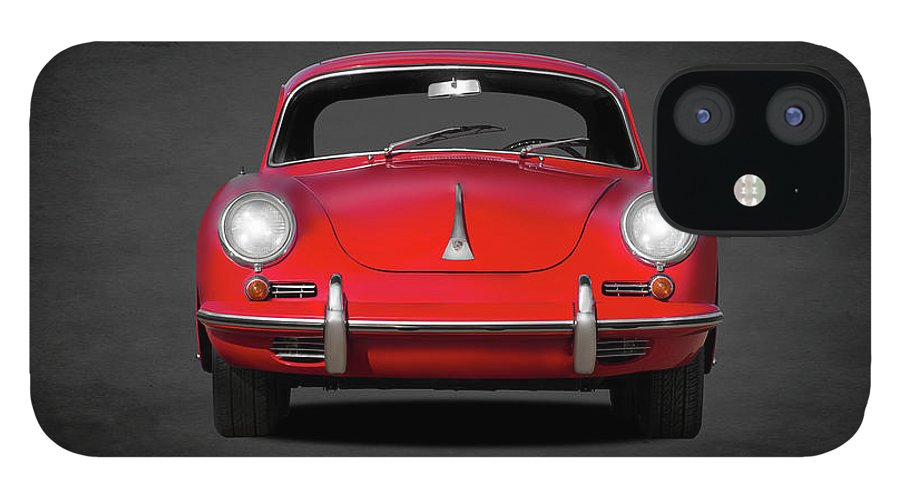 Porsche IPhone 12 Case featuring the photograph The Classic 356 by Mark Rogan