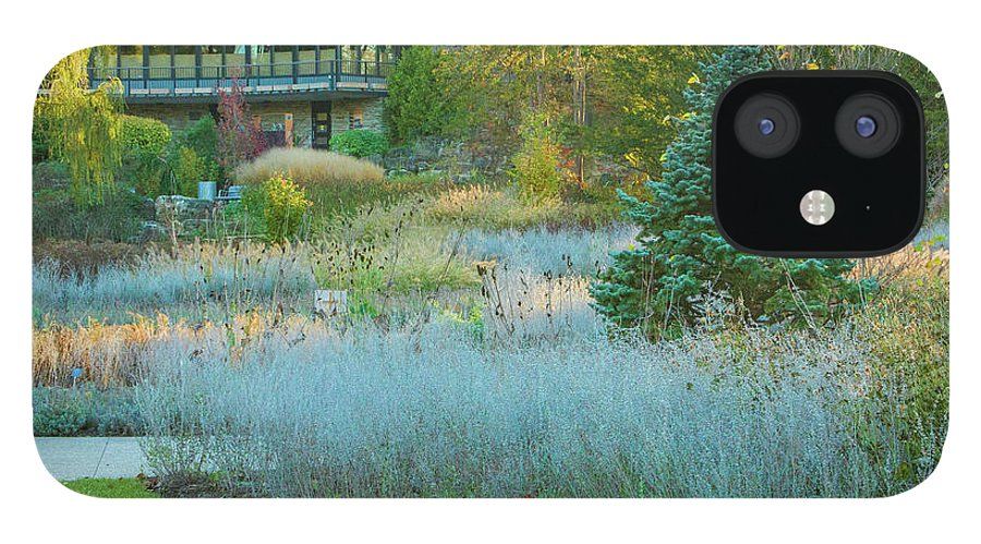 Gardens iPhone 12 Case featuring the photograph RBG Rock Garden by Marilyn Cornwell