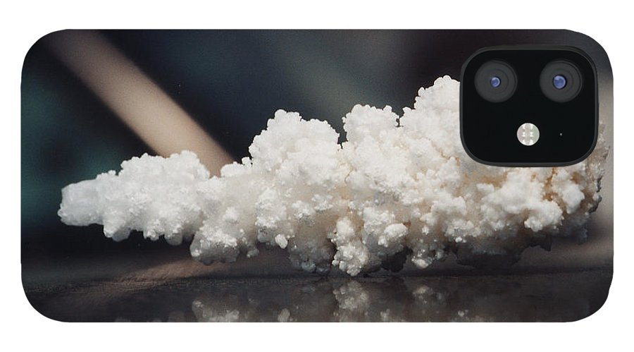 Salt Without Pepper IPhone 12 Case featuring the photograph Salt without pepper by Adrian Bud
