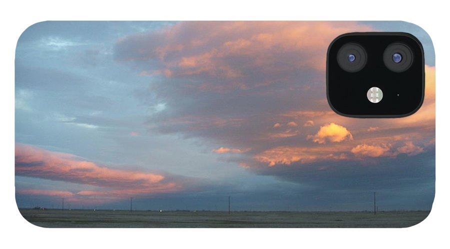 Desert IPhone 12 Case featuring the photograph Self-abandoned by Shari Chavira