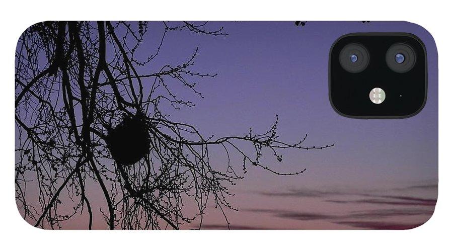 Landscape IPhone 12 Case featuring the photograph Sunrise on the Colorado Plains by Adrienne Petterson