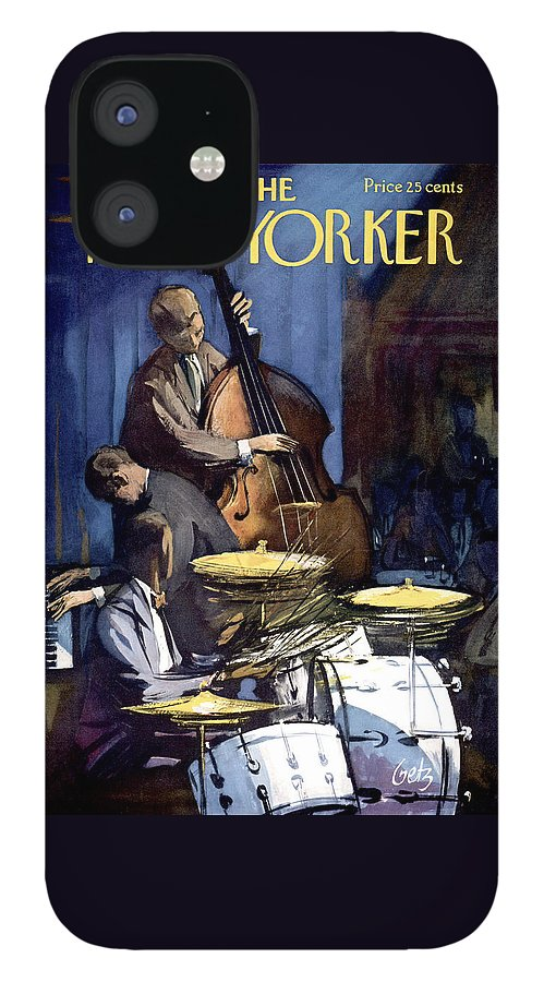 New Yorker January 4th, 1958 iPhone 12 Case