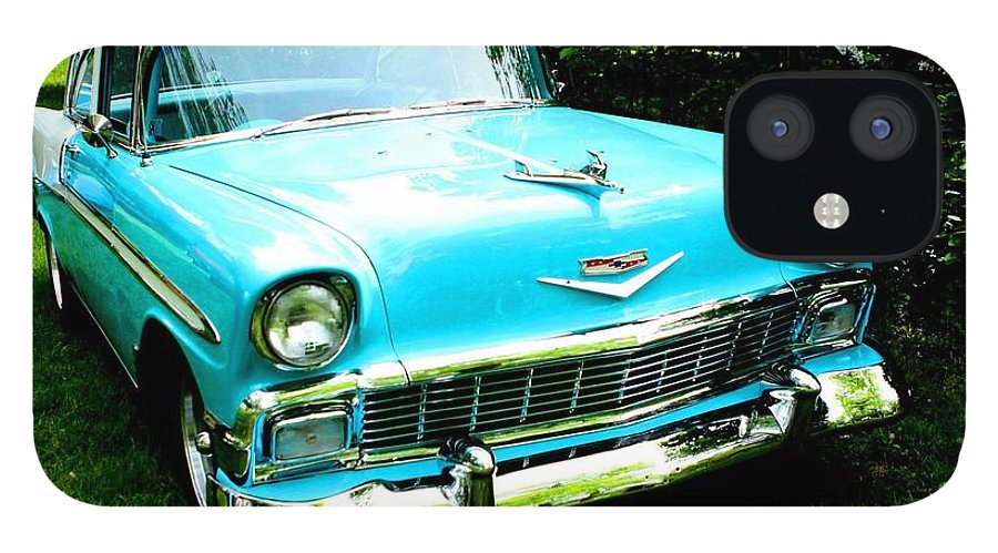 Vintage Classic Car Auto Automobile Collect Collection Photograph Life IPhone 12 Case featuring the photograph Vintage 2 by Stevie Ellis