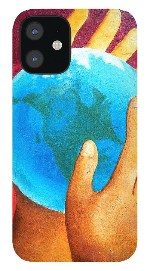 Wonderful IPhone 12 Case featuring the photograph What a Wonderful World ... by Juergen Weiss