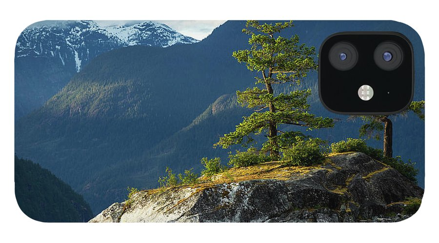 Scenics IPhone 12 Case featuring the photograph Desolation Sound, Bc, Canada by Paul Souders
