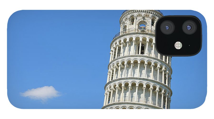 Arch iPhone 12 Case featuring the photograph Leaning Tower Of Pisa by Martin Ruegner