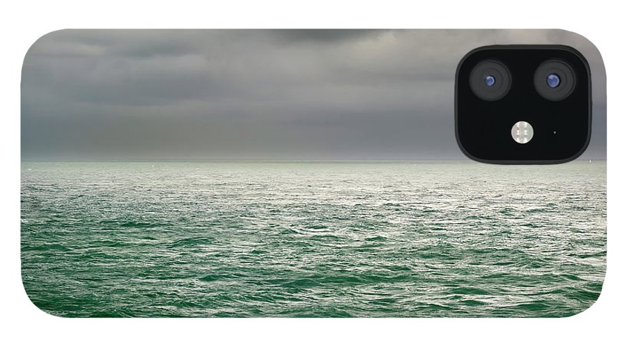 Viewpoint iPhone 12 Case featuring the photograph Sea View by Stockcam