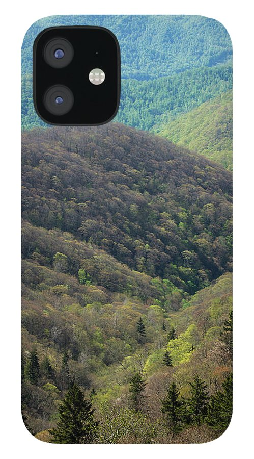 Scenics IPhone 12 Case featuring the photograph Early Spring, North Carolina by Jerry Whaley