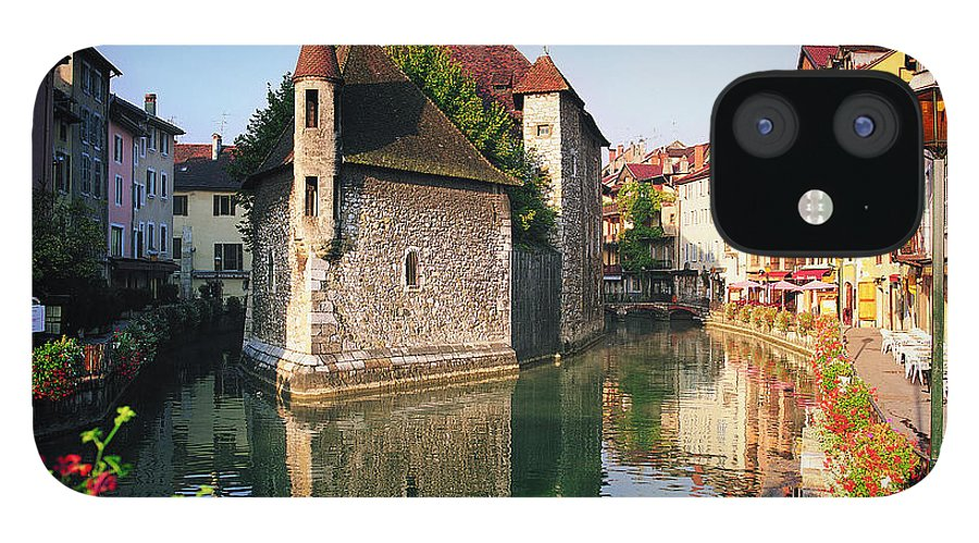 Town IPhone 12 Case featuring the photograph Annecy, Savoie, France by Robertharding