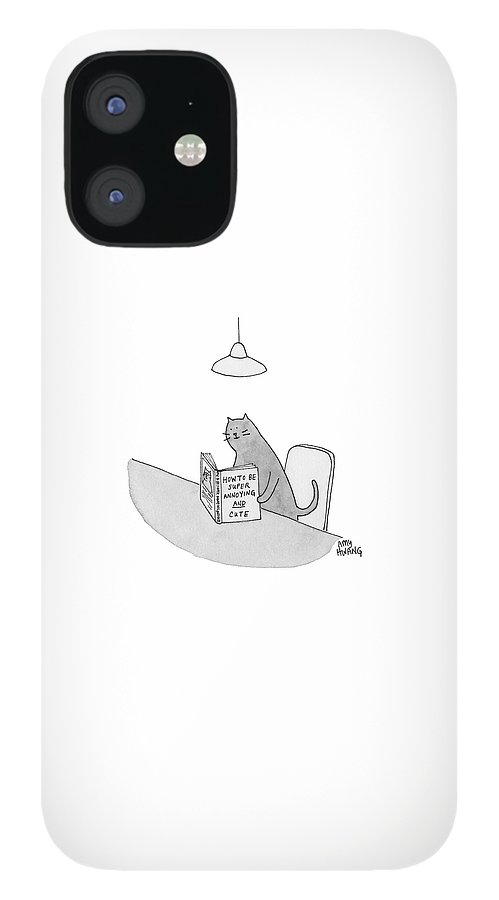 Annoying and Cute IPhone 12 Case