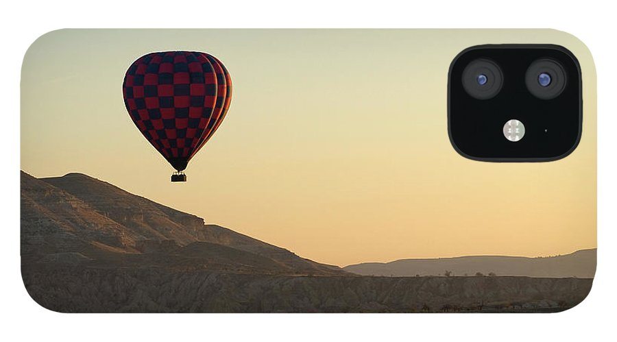 Scenics iPhone 12 Case featuring the photograph Cappadocia Valley by Julian Kaesler