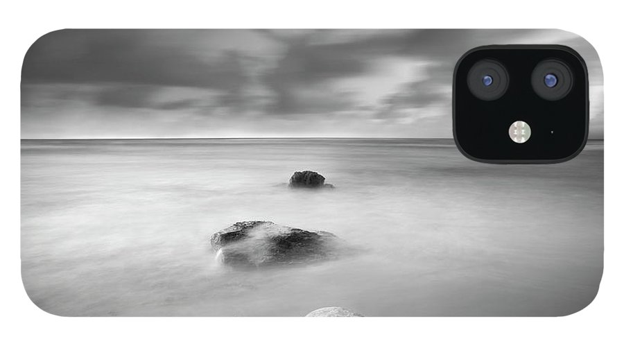 Beach IPhone 12 Case featuring the photograph Cozumel Zen by Moises Levy