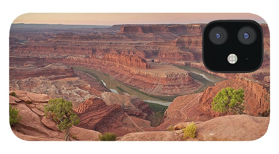 Scenics IPhone 12 Case featuring the photograph Dead Horse Point State Park, Utah by Enrique R. Aguirre Aves