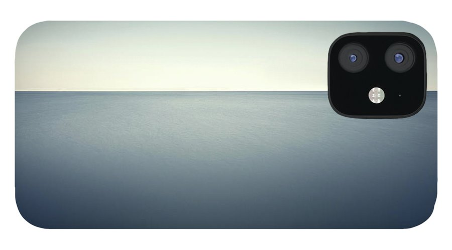 Scenics IPhone 12 Case featuring the photograph Deep Blue Sea by Ppampicture