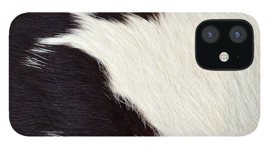Animal Skin iPhone 12 Case featuring the photograph Designer Fur by Digiclicks