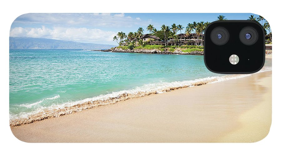 Lahaina IPhone 12 Case featuring the photograph Dream Beach Napili Bay Maui Hawaii by Mlenny
