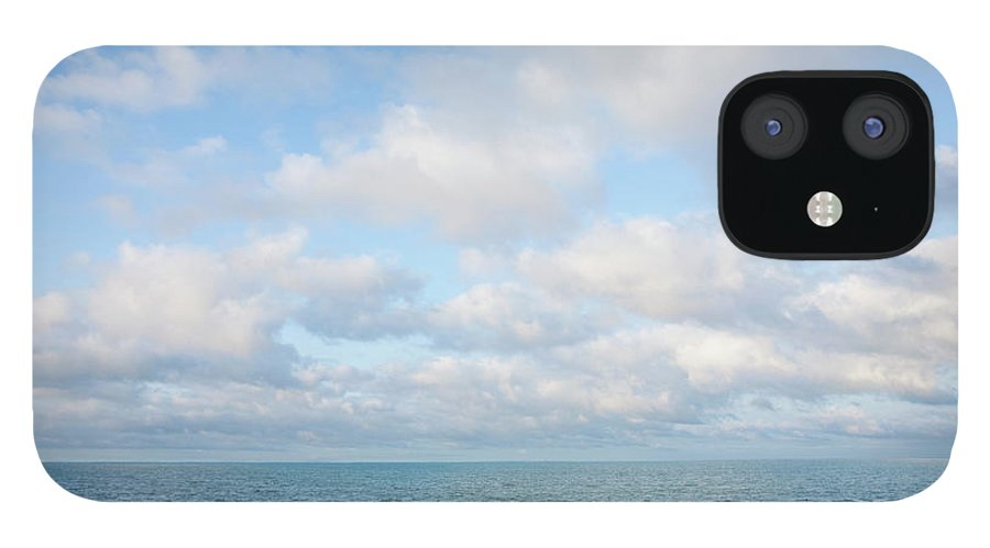 Tranquility IPhone 12 Case featuring the photograph Early Morning, Nantucket Sound by Nine Ok