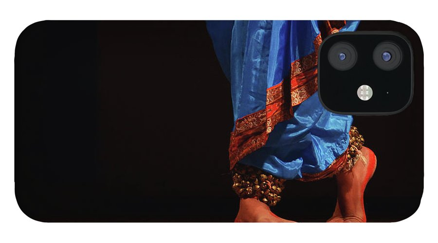 Expertise IPhone 12 Case featuring the photograph Feet - The Soul Of Dance by Avishek Saha