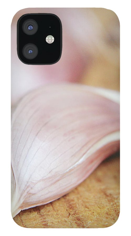 Retail IPhone 12 Case featuring the photograph French Market by Nona Reina · Fotografía