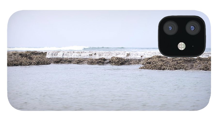 Scenics iPhone 12 Case featuring the photograph Indian Ocean Reef by Magnus Franklin