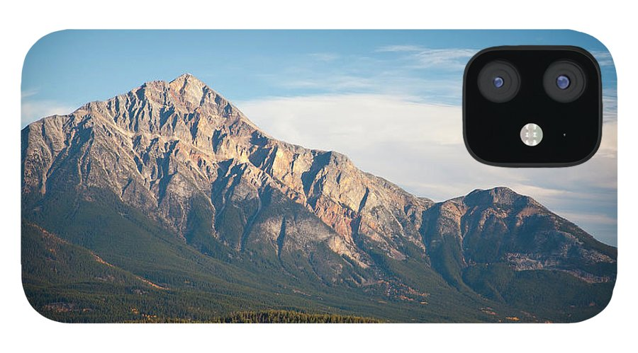Scenics IPhone 12 Case featuring the photograph Jasper Valley by Abishome