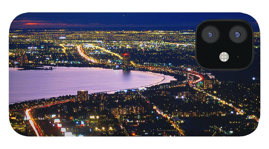 Lake Ontario IPhone 12 Case featuring the photograph Lake Ontario And Suburban Toronto by Lonely Planet