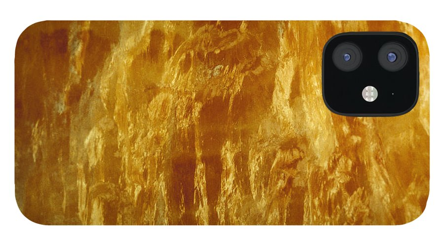 Mineral IPhone 12 Case featuring the photograph Marble by David Wasserman