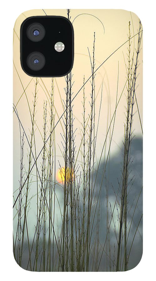 Landscape IPhone 12 Case featuring the photograph morning Star by Ravi Bhardwaj