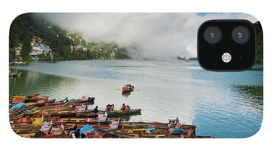 Outdoors IPhone 12 Case featuring the photograph Nainital, Uttrakhand, India by Jitendra Singh Is A New Delhi / Shimla Based Photojournalist