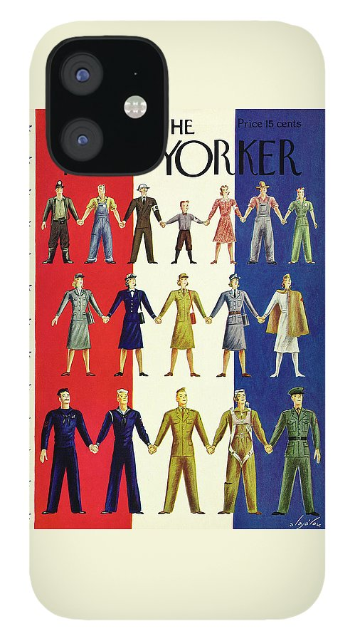 New Yorker July 3 1943 IPhone 12 Case