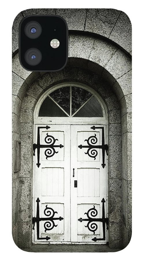 Arch IPhone 12 Case featuring the photograph Old Entrance by Lordrunar