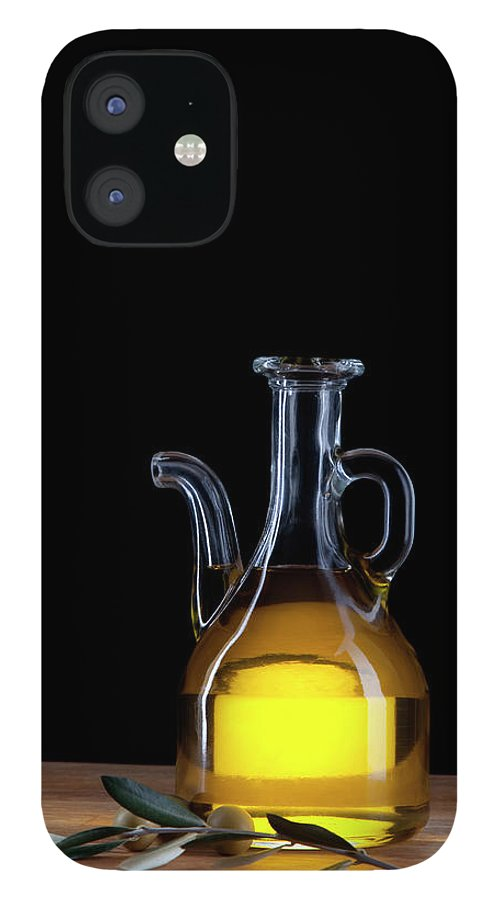 Greece IPhone 12 Case featuring the photograph Olive Oil by Portugal2004