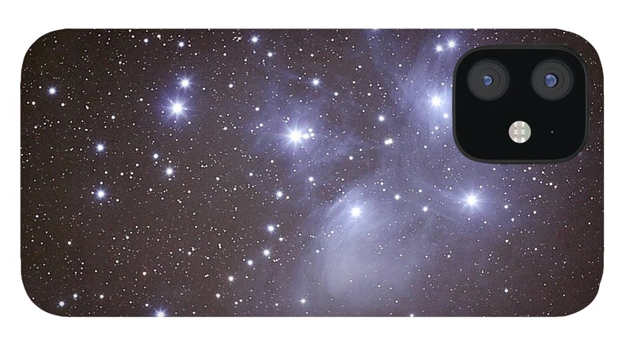 Majestic IPhone 12 Case featuring the photograph Pleides by Pat Gaines