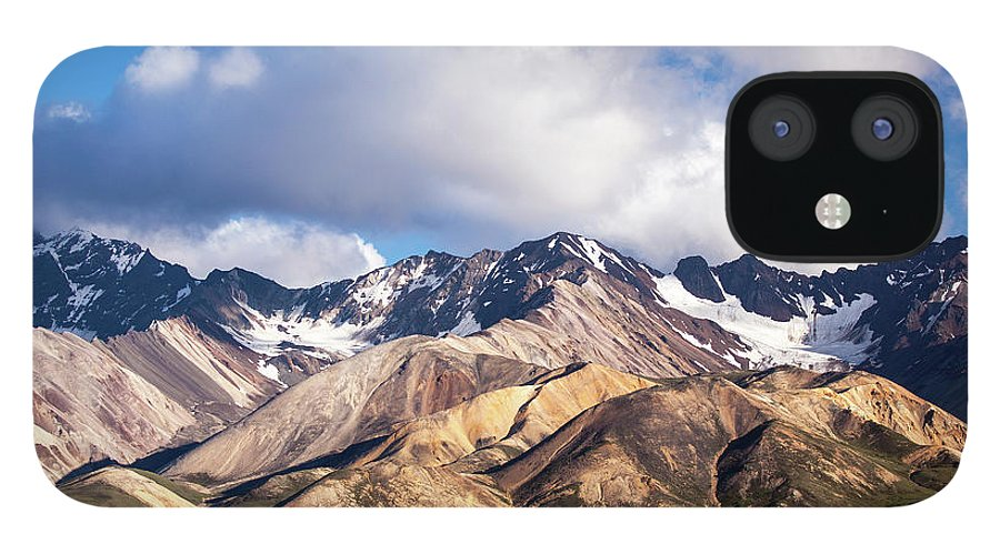 Tranquility IPhone 12 Case featuring the photograph Polychrome Overlook View by Daniel A. Leifheit