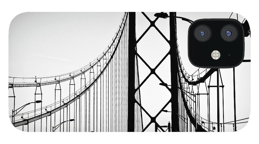 Pole iPhone 12 Case featuring the photograph San Francisco by Znz