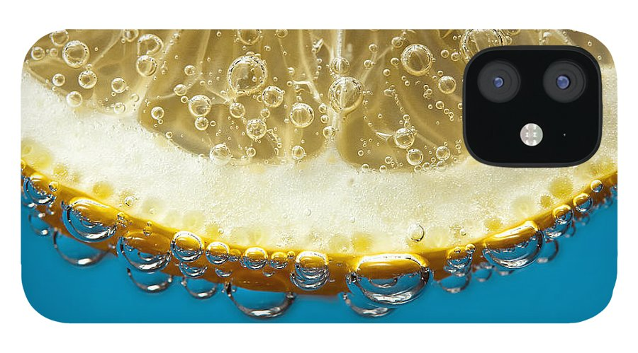 Purity iPhone 12 Case featuring the photograph Slice, No Ice by Image By Paul Mason