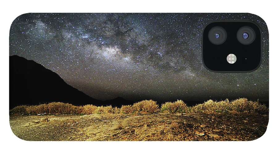 Scenics IPhone 12 Case featuring the photograph Space by Copyright Of Eason Lin Ladaga
