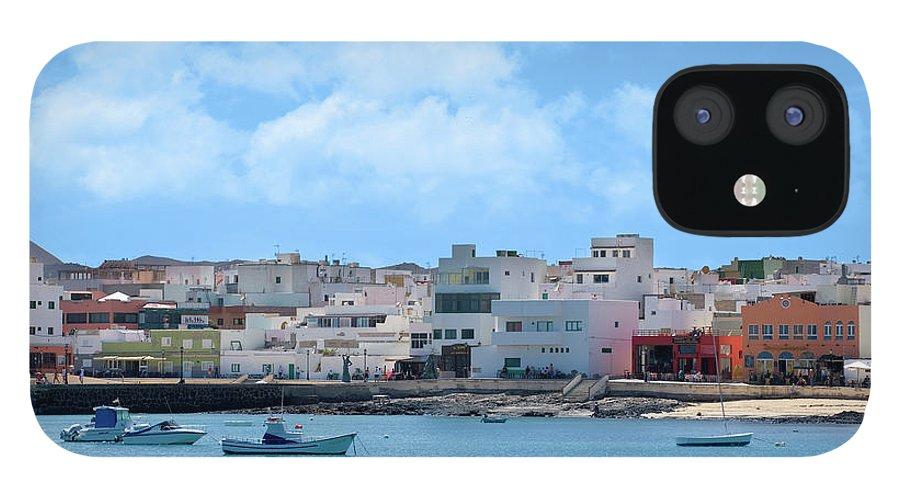 Fuerteventura IPhone 12 Case featuring the photograph Spain, Canary Islands, Fuerteventura by Manchan