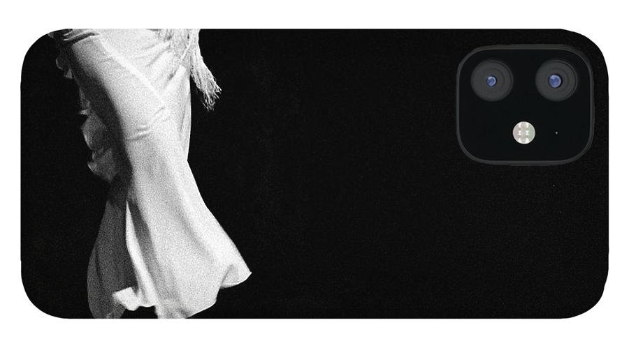 Ballet Dancer IPhone 12 Case featuring the photograph Starting Flamenco by T-immagini