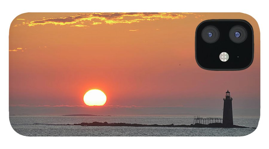 Scenics iPhone 12 Case featuring the photograph Sunrise by Aimintang