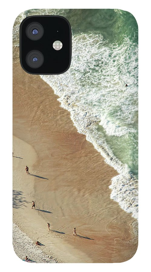 Water's Edge IPhone 12 Case featuring the photograph Tranquilidade by Antonello
