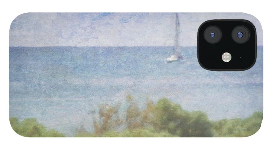 Tranquility IPhone 12 Case featuring the photograph When Your Boat Comes In by Craig Hewson