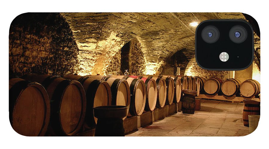Arch IPhone 12 Case featuring the photograph Wine Cellar by Brasil2