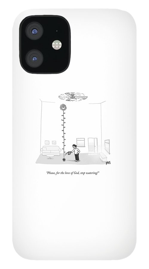 For The Love Of God IPhone 12 Case