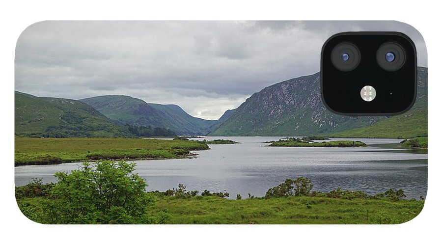 Mountain IPhone 12 Case featuring the photograph Glenveagh National Park by Babett Paul