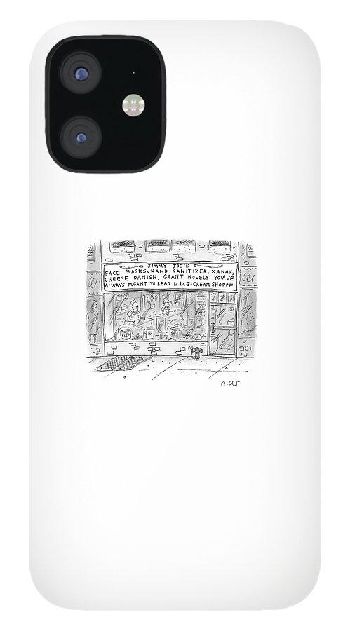 Jimmy Joe's IPhone 12 Case